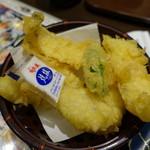 大起水産回転寿司 - 穴子の天婦羅