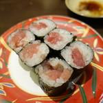 大起水産回転寿司 - 鉄火巻