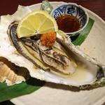 64437391 - 殻付き岩牡蠣(焼き)