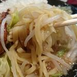 64440147 - ワイルドラーメン・豚骨しょうゆ(790円)