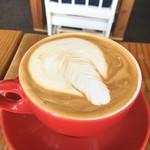 Morning Glass Coffee + Café - ラテ