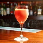 LOTUS - ドリンク写真:苺のカクテル