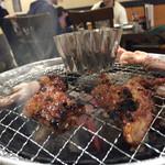 64443646 - モクモク焼いて、モクモク食べる(^-^)