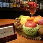 バー フィディック - 季節の果物