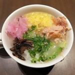 グランドブッフェ - 奄美名物「鶏飯」