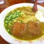 豚太郎 - カレーカツラーメン