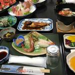 網元の宿 清進丸 - 料理写真: