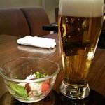 64445379 - ビールはぬるい