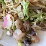 四海樓 - やわ皿うどん(太麺)
