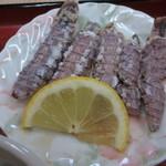 シャコ丼の店 - しゃこ酢