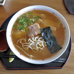 ひおきや - 料理写真:中華そば