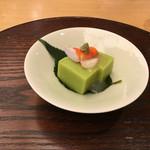 いしづか - そら豆豆腐