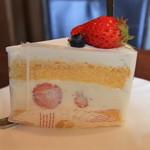 パティスリー ツタヤ - 料理写真:クリームタップリの4層