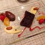 64451471 - チョコレートケーキ