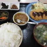 白頭山 - トンカツ定食500円