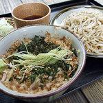 団五郎茶屋 - わさび丼