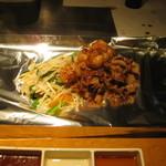 64452182 - 肉丸定食(980円)