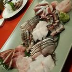 新橋三丁目魚市場 -