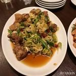 味園 - 酢豚