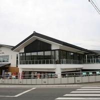 レストラン源 - 中尊寺の参道、月見坂を下ると、最初に目に入る建物の2階にあるのがレストラン源です。