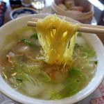 麗江 - ホタテの湯麺