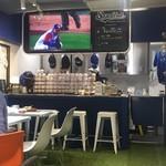 BASEBALL CAFE & BAR Sandlot -