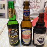 スパルタ - ギリシャビール三種