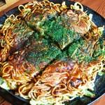 いこり庵 - 料理写真:お好み焼き