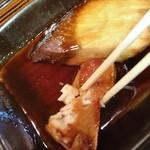魚善 - 割烹らしい上品な味付け