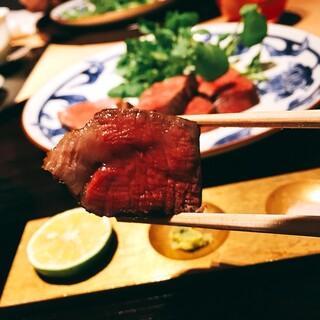 肉屋 雪月花 NAGOYA - ▲鹿児島産リフトしてみました