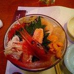 6446015 - 海鮮五種丼(うに・毛蟹・ホタテ・えび・いくら)