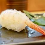 よし寿司 - [2017/03]三陸ずし・雅 にぎり(2300円)・寿司⑥ ほたての握り