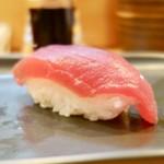 64460266 - [2017/03]三陸ずし・雅 にぎり(2300円)・寿司⑧ 赤身の握り