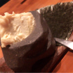 鶏豚きっちん - クリームチーズ西京味噌漬け