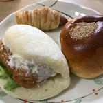 パン・ド・カンパーニュ - 料理写真:
