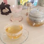 うさカフェ しあわせ うさぎ - 可愛い茶器セット