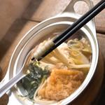 鍋焼きうどん 尾収屋 - 料理写真: