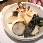 La Zucca di napoli - 野菜もおいしい(^_^)b