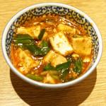 上海柿安 - 料理写真:麻婆豆腐