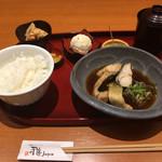 GOCHISO-DINING 雅じゃぽ - 雅じゃぽ・おさかな御膳¥1,000