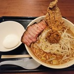 丹行味素 - 2017年2月 がっつり味噌麺 990円