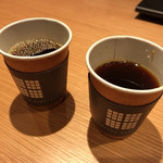 KOFFEE MAMEYA - 左Maraba、右Brumas