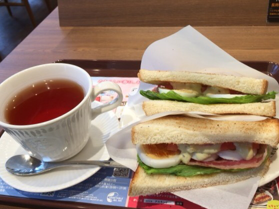 カフェ・ド・クリエ フレスポ若葉台店