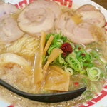6447139 - 闘魂ラーメン \800 (1日限定30食です)