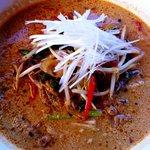 唐人 - 料理写真:坦々麺