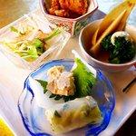 唐人 - 前菜