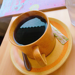 カフェ楓荘 - ホットコーヒー.美味.