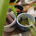庵蔵 立ち喰い蕎麦バル -