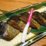 沙伽羅 - にしんうま煮