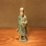 懐石 辻留 - 作者不明の明時代の像